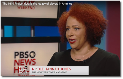 Nikole Hannah-Jones leads the 1619 Project (18 August 2019)
