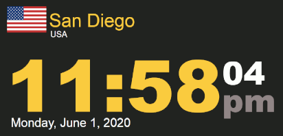 Time-n-date stamp 11:58 PM on 1 June 2020 (PDT)