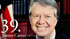 Jimmy Carter, 39th POTUS