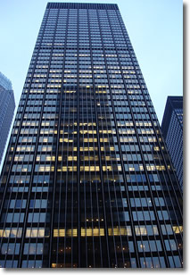 JP Morgan Office Building NYC