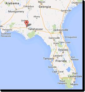 Marianna, Florida (map)