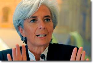Christine Lagarde | IMF Managing Director