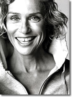 Lauren Hutton | A Gap-Toothed Girl