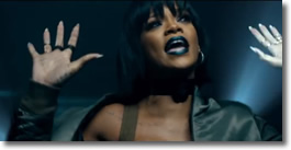 Rihanna sings about the Monster to hit Big #13 (in 2013), Goodbye Madonna, Hello MJ, Look out Mariah, here I come
