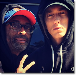 Spike and Em in Detroit to discuss Headlights