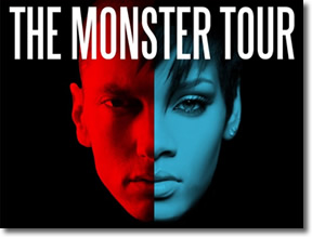 The Monster Tour | Los Angeles, New York, Detroit