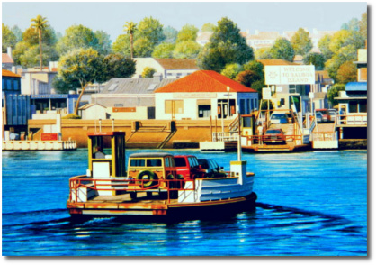 Balboa Island Ferry | Newport Beach