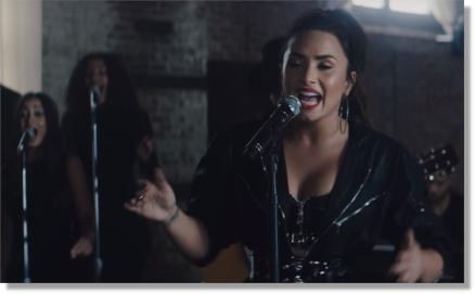 Demi Lovato | Tell Me You Love Me Vevo X (29 Sept 2017)