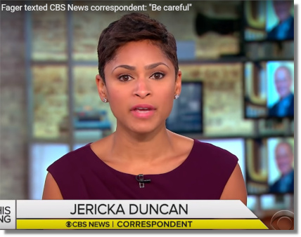 Jericka Duncan | CBS News correspondent (13 Sept 2018)